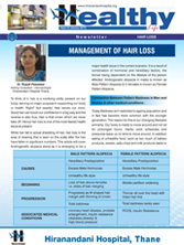 Management of Hair Loss